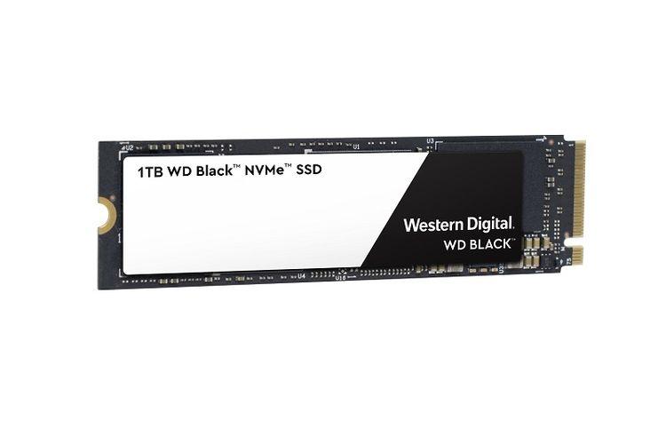 SSD WD Black 3D NVMe Tawarkan Kecepatan Transfer Data untuk Gaming