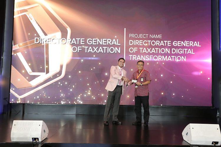 Prestasi Direktorat Jenderal Pajak Hingga Sabet Penghargaan DXa 2018