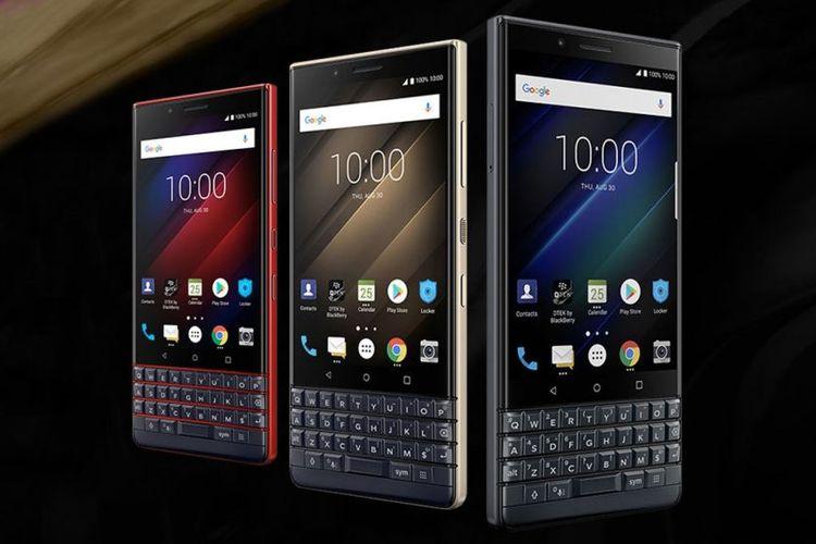 Ponsel BlackBerry Key2 LE Tawarkan Keypad QWERTY dan Harga Terjangkau