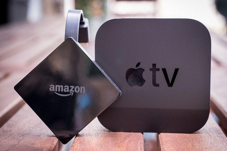 Sejajar Apple, Kini Nilai Valuasi Amazon Senilai 1 Triliun Dolar AS