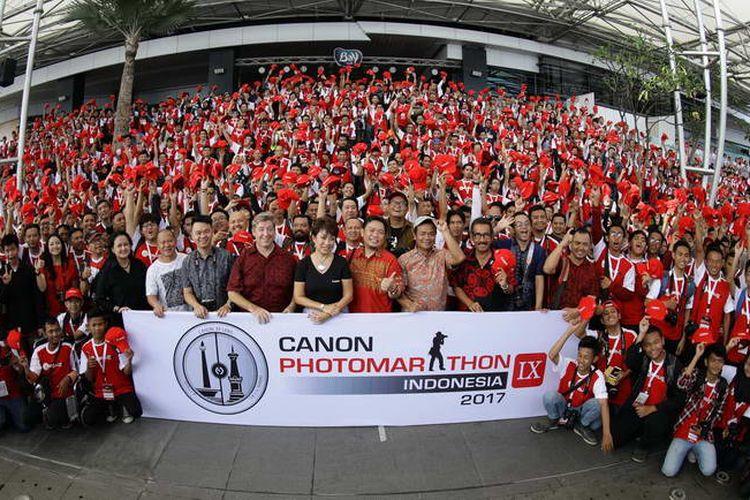 Kompetisi Canon PhotoMarathon Indonesia Bakal Kembali digelar