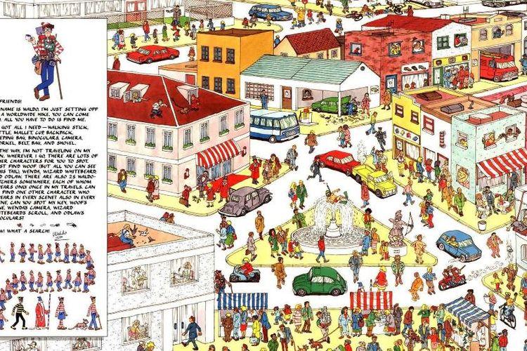 Gara-gara Machine Learning, Permainan Where's Waldo Jadi tidak Seru