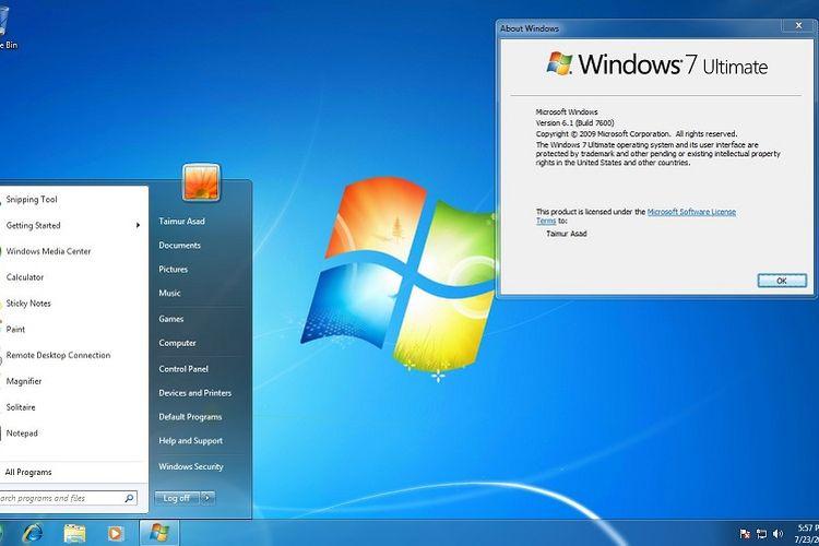 Microsoft akan Tarik Biaya Bulanan untuk Pengguna Windows 7 pada 2020