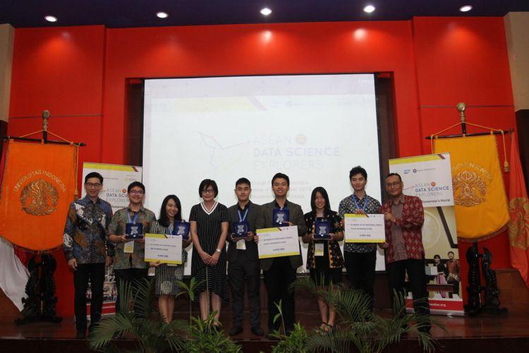 Tiga Tim Mahasiswa Juarai ASEAN Data Science Explorer Tingkat Nasional