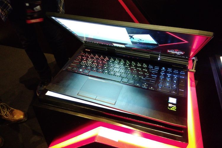 HP Luncurkan Laptop Gaming OMEN by HP 15 dengan Prosesor Hexa Core
