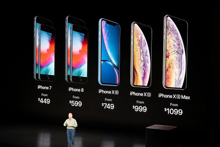 Dijual 21 September, Berapa Harga iPhone XS, XS Max, dan XR?