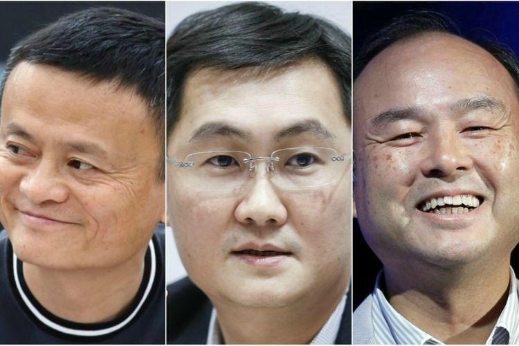 Crazy Rich Asian: Lima Orang Terkaya di Asia dari Dunia Teknologi