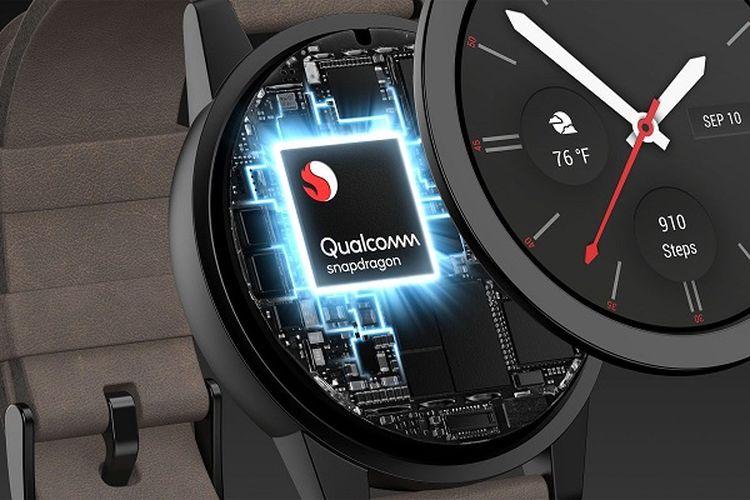 Snapdragon Wear 3100 Bikin Baterai Smartwacth Awet Hingga 15 Jam