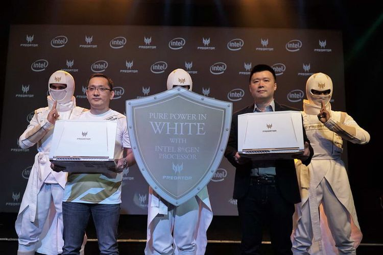 Acer Luncurkan Predator Helios 300 SE, Laptop Gaming Warna Putih