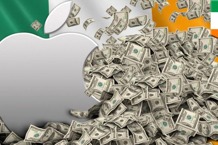 Patuhi Hukum, Apple Lunasi Tunggakan Pajak Rp248,2 Triliun ke Irlandia