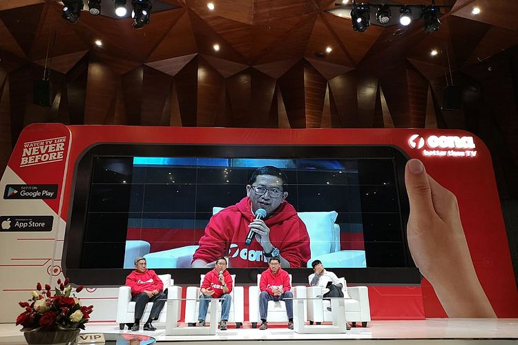 Layanan TV OONA Gunakan Fitur Chatbot dan TCoins untuk Gaet Milenial