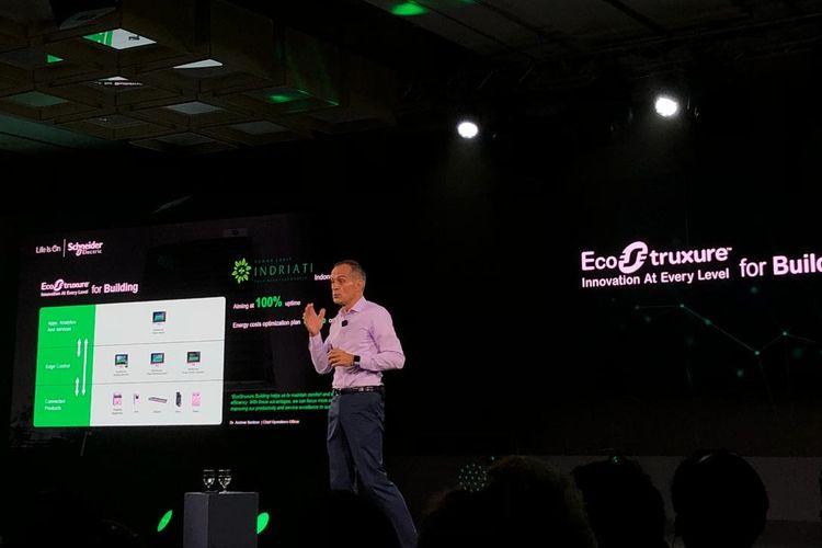 Schneider Electric Hadirkan Inovasi Platform EcoStruxture Unggulannya