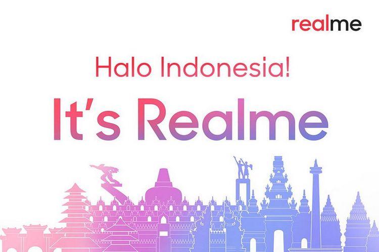 Sukses di India, RealMe Siap Boyong Smartphone Andalan ke Indonesia