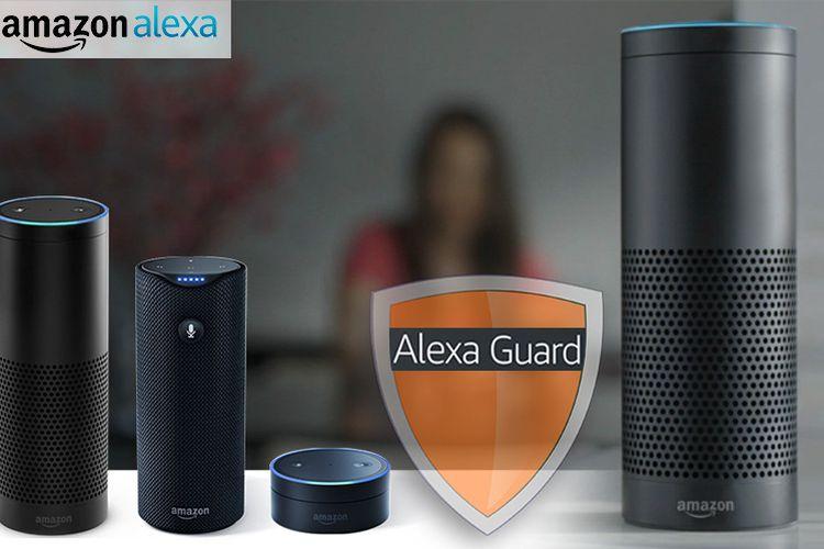Amazon Kenalkan Fitur Alexa Guard, Sistem Pintar Keamanan Rumah