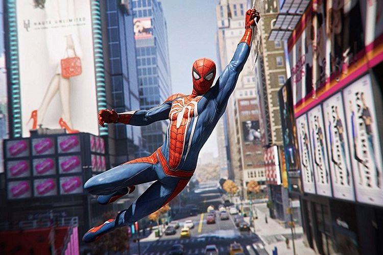 Hanya dalam 3 Hari, Game PS4 Spider-Man Terjual 3,3 Juta Kopi