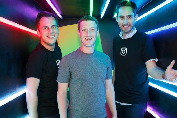 Bos Facebook Terlalu Ikut Campur Bikin Dua Pendiri Instagram Hengkang