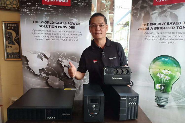 Hadirkan Solusi Manajemen Daya, CyberPower Tunjuk SEI Jadi Distributor Resmi