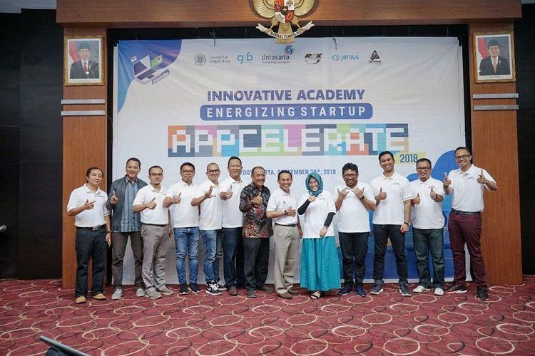 Lintasarta dan UGM Tantang Inovator Muda Temukan Solusi Industri