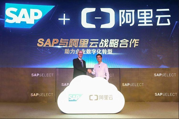 Alibaba dan SAP Dorong Pertumbuhan Intelligent Enterprise di Tiongkok