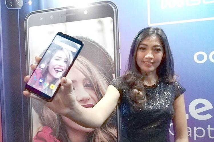 Ponsel Lenovo K9 Resmi Hadir di Indonesia dengan 4 Kamera, Harganya?