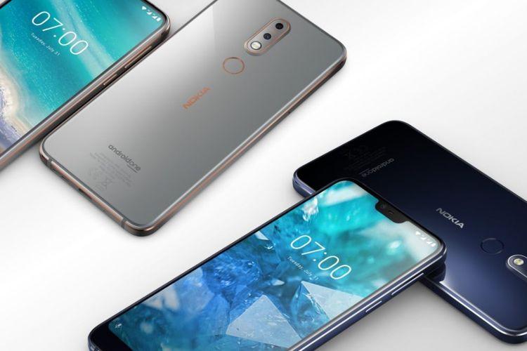 Inilah Spesifikasi dan Harga Resmi Ponsel Android One Nokia 7.1