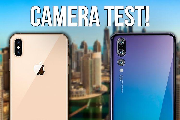 Masalah Kamera, Huawei P20 Pro Lebih Bagus Dibanding iPhone XS Max