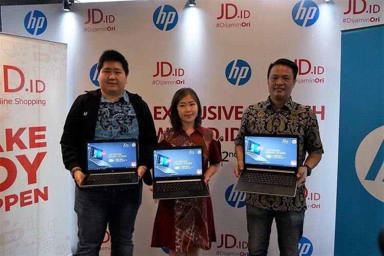 Murah, Laptop HP Joy 2 Harga Tiga Jutaan Rupiah Tapi Pakai SSD