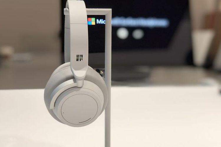 Tak Hanya Laptop, Microsoft Bikin Headphone Wireless Noise Surface