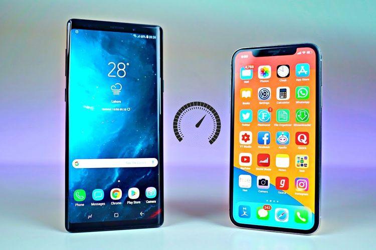 iPhone XS vs Galaxy Note 9, Mana yang Lebih Bagus dan  Pantas Dibeli?
