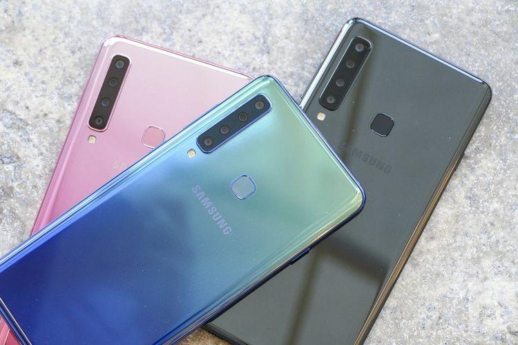 Samsung Galaxy A9, Ponsel Pintar 4 Kamera Belakang Pertama di Dunia