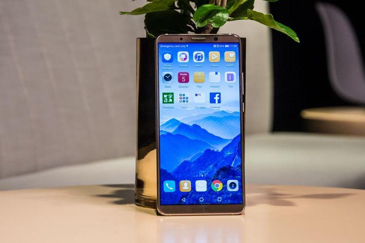 Pre-Order Mate 20 Pro Sukses, Huawei Raup Untung Rp30 miliar