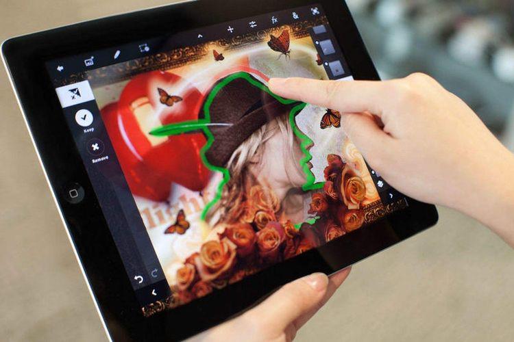 Ini Alasan Adobe Berani Hadirkan Photoshop Full Version di iPad