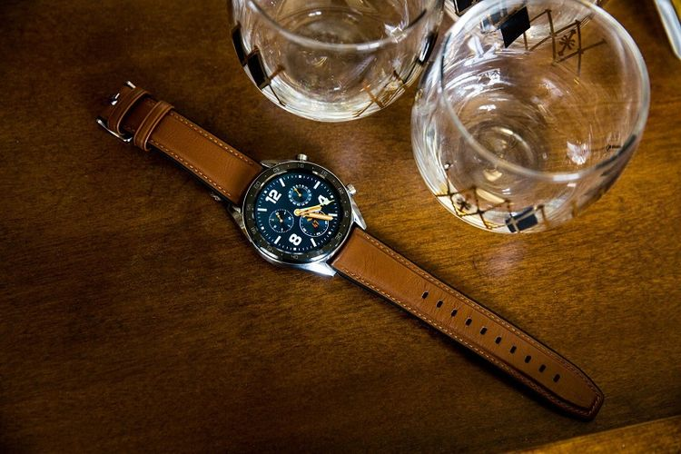 Baterai Smartwatch Huawei Watch GT Mampu Bertahan Hingga 2 Minggu