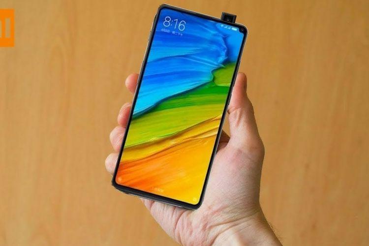 Xiaomi Lebih Dulu Kembangkan Kamera Tersembunyi daripada Vivo