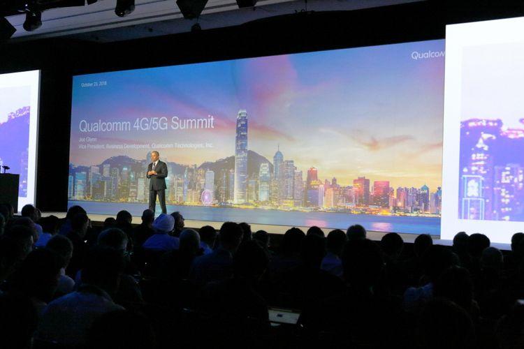 Qualcomm 4G/5G Summit 2018, Tahun 2019 5G NR Tersedia Secara Komersial