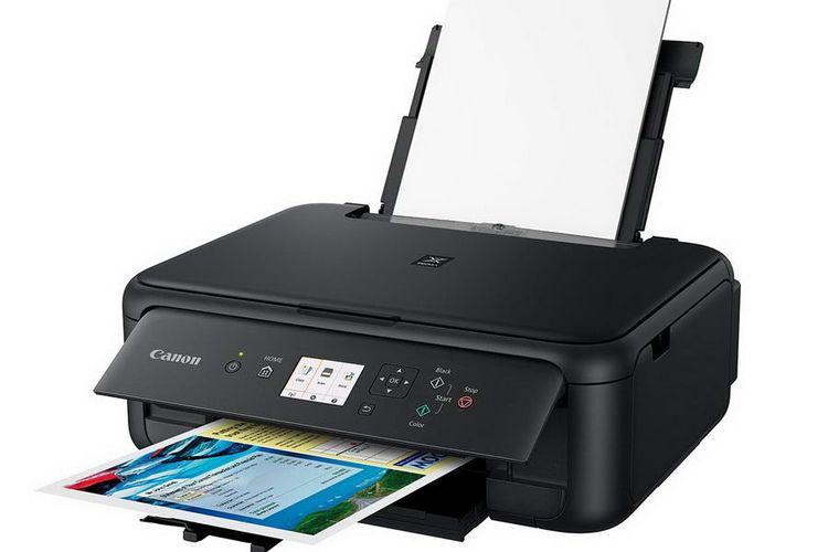 Canon PIXMA TS5170: Kemudahan Cetak dan Pindai dari Smartphone