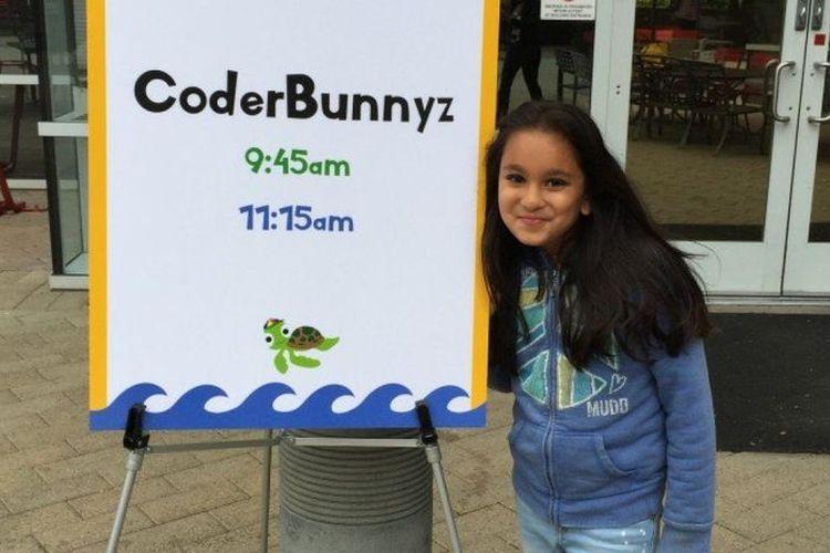 Inilah Prestasi Samaira Mehta, Pakar Coder Berusia 10 Tahun yang Diincar Google