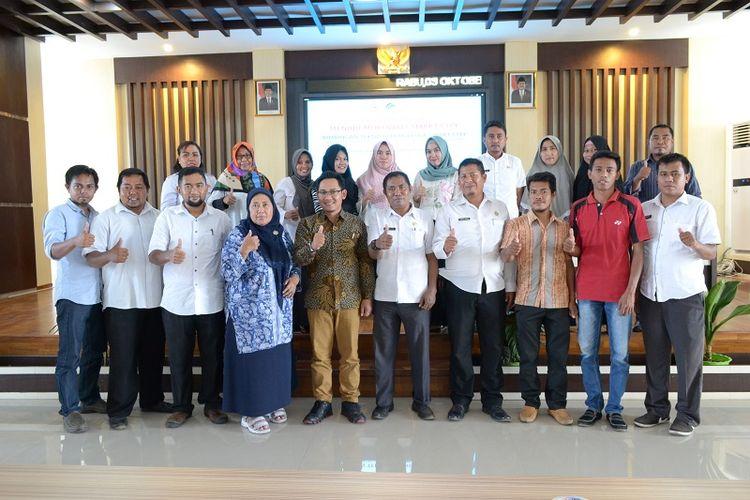 Smart City Morowali : Andalkan Keindahan Pariwisata Pulau Sombori