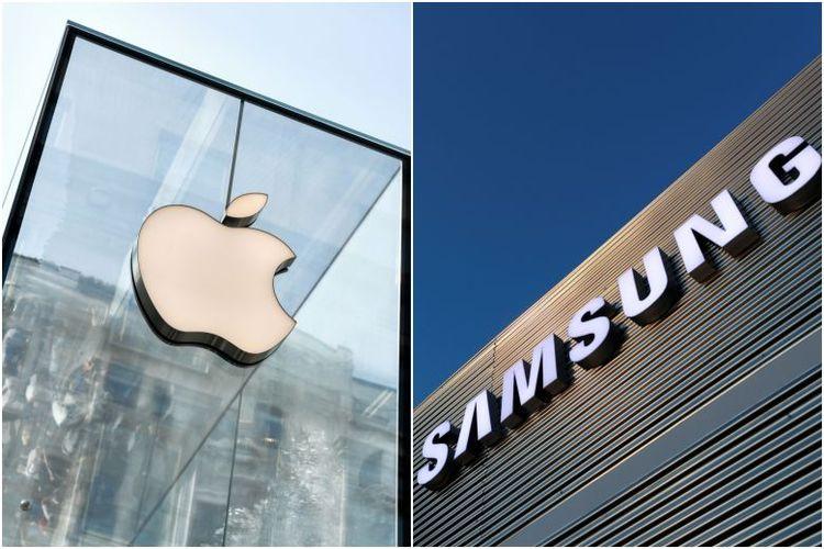 Ketahuan Bikin Ponsel Lemot, Apple dan Samsung Kena Denda Rp86 Miliar