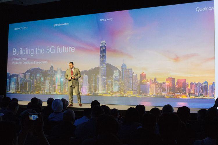 Qualcomm 4G/5G Summit 2018, 5G NR Akan Menghubungkan Beragam Perangkat