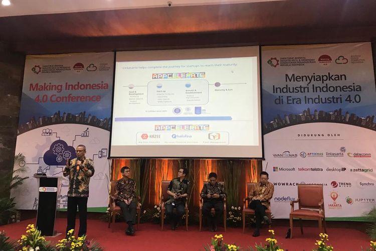 Apa saja Solusi Lintasarta untuk Dukung Industri 4.0 di Indonesia?