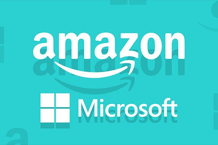 Geser Amazon, Microsoft Jadi Perusahaan Kedua Berpengaruh di Dunia