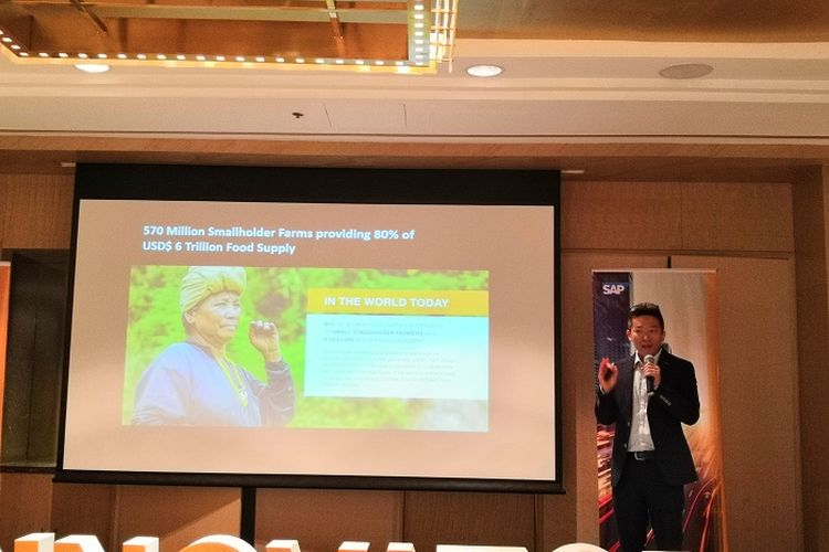 Transformasi Pertanian, CrowdFarmX Terapkan Intelligent Enterprise