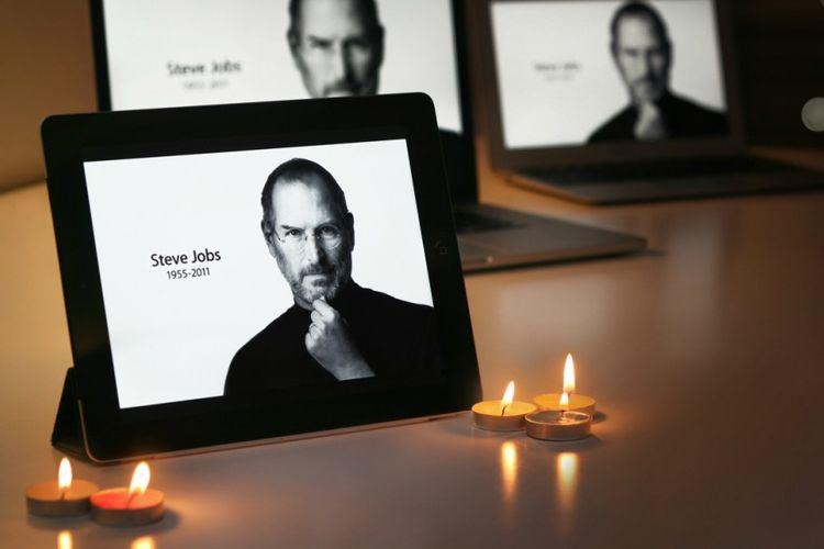 Meski cuma lulusan SMA, Steve Jobs memiliki kecerdasan luar biasa