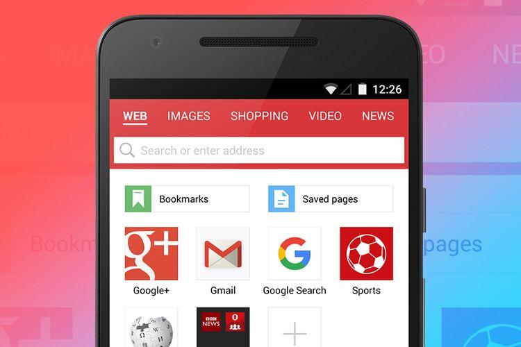 """Begini Cara Blokir Notifikasi """"Cookies"""" di Browser Opera untuk Android"""