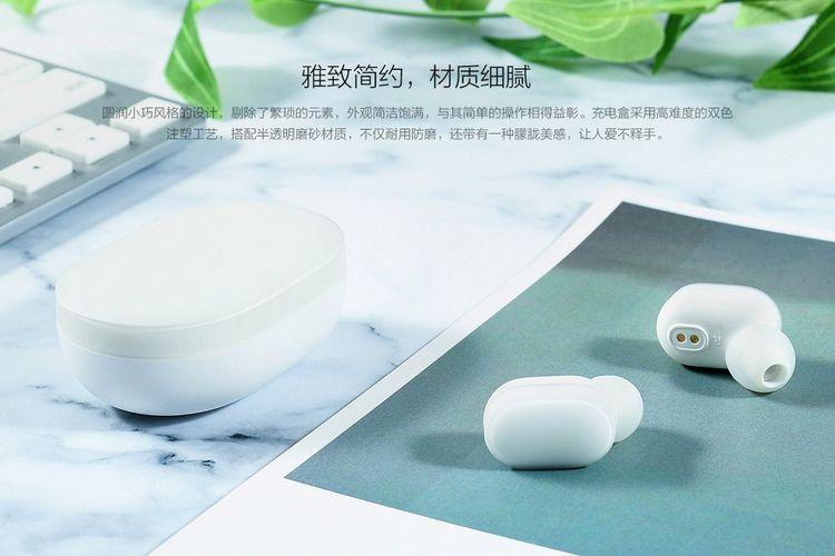 Tantang AirPods, Xiaomi Luncurkan Earphone Nirkabel AirDots Murah