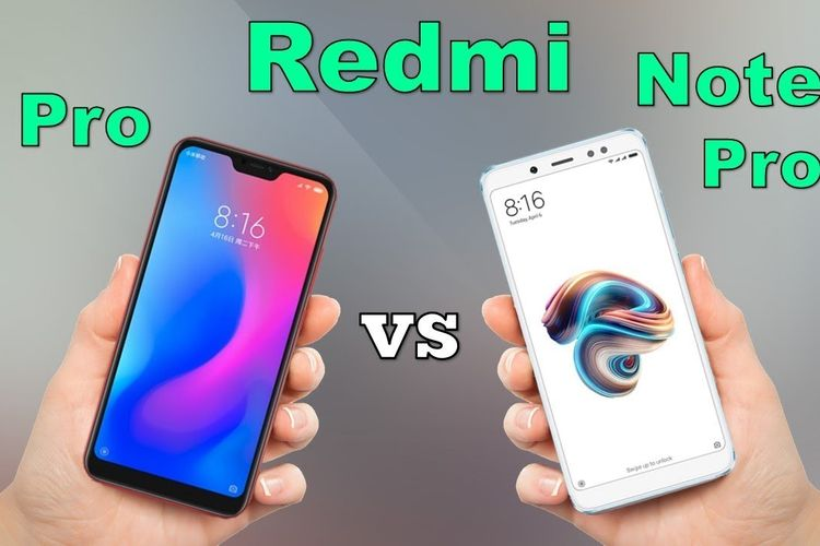 Xiaomi Redmi Note 6 vs Redmi Note 5 AI,  Ini Perbandingannya