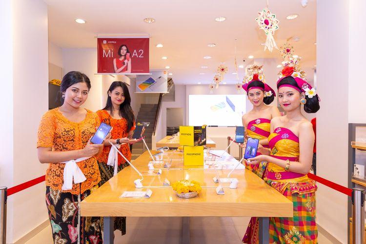 Potensi Wisata Besar, Xiaomi Resmikan Authorized Mi Store di Bali