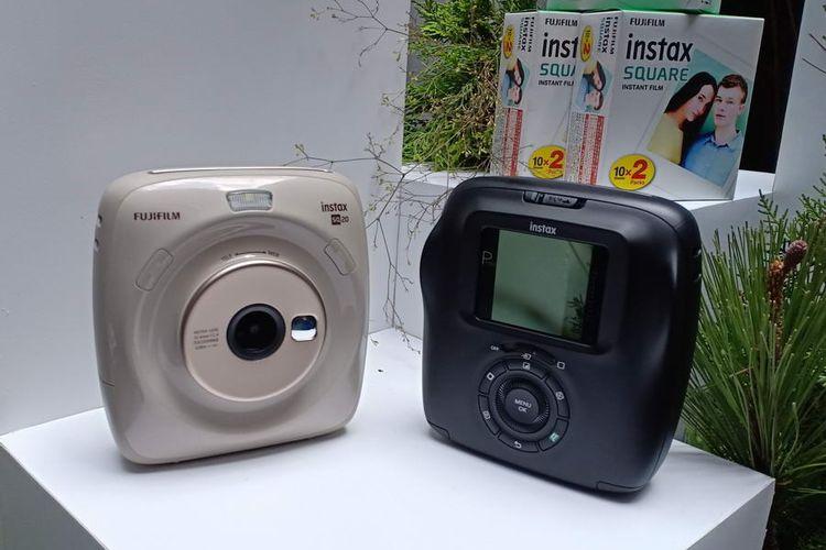 Fujifilm Luncurkan instax SQUARE SQ20, Pertama dengan Mode Motion