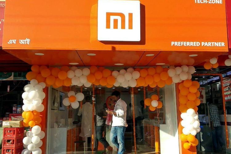 Cetak Rekor Dunia, Xiaomi Buka 500 Mi Store Serentak di India